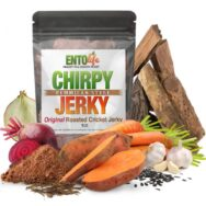 Cricket Pemmican Style Jerky