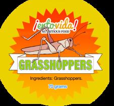 Wholesale Edible Grasshoppers