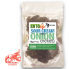 Sour Cream & Onion Cricket Samples