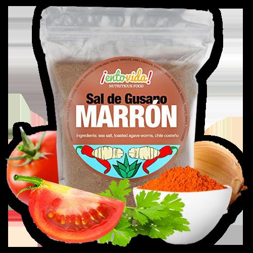 Maron Sal de Gusano