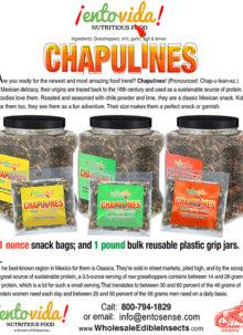 Wholesale Chapulines